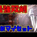 【MHWI】コレがやっぱ最強!!全属性最新双剣マイセット【装備紹介/実践】