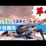 【MHWI】ミラボレアス武器防具を採用した最新狩猟笛装備が火力も生存も全部乗せで革命的【モンハンワールド:アイスボーン】
