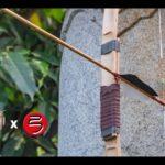 如何做不丹竹弓 | 4小時可完成的好弓 | 弓箭 #066