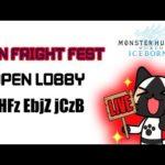[ PS4 ] MHWI : 23 Hour left Fun Fright Fest Open Lobby : 4HFz EbjZ jCzB