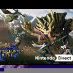 モンスターハンターライズ [Nintendo Direct mini ソフトメーカーラインナップ 2020.9]
