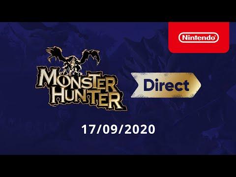 Monster Hunter Direct – 17/09/2020