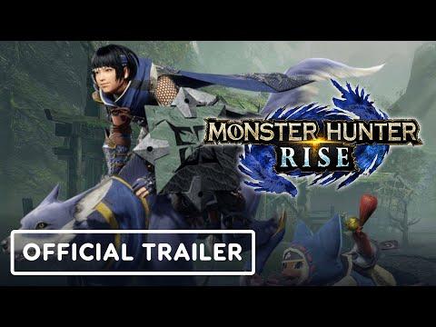 Monster Hunter Rise – Official Trailer