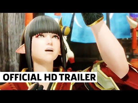 Monster Hunter: Rise Gameplay Trailer   Game Awards 2020