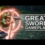 Monster Hunter Rise – Great Sword Gameplay Trailer