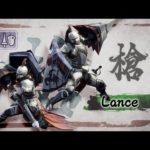 Monster Hunter Rise – Lance