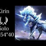 【MHWI】キリン 双剣ソロ 02'54″40 / Kirin Dual Blades Solo