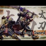 Monster Hunter Rise – Long Sword