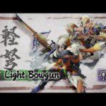 Monster Hunter Rise – Light Bowgun