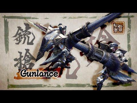 Monster Hunter Rise – Gunlance