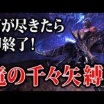 【MHWI】石が尽きたら即終了!怯み100%の竜の千々矢縛りでゼノ・ジーヴァ【アイスボーン】