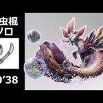 【MHRise:β】タマミツネ 操虫棍 ソロ 10'38 【初日】/ Tamamitsune Insect Glaive solo Trial