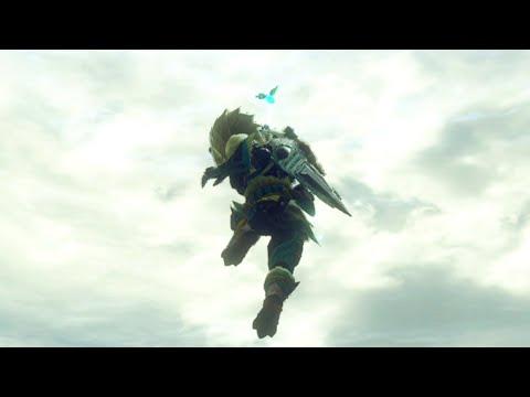 【MHRise】翔蟲を最大まで使うとどこまで飛べるのか?