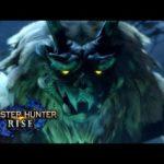 Nintendo Switch『モンスターハンターライズ』プロモーション映像3