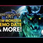 Monster Hunter Rise | New Monster, Multiplayer Hub & Training Area + Demo Date Revealed!