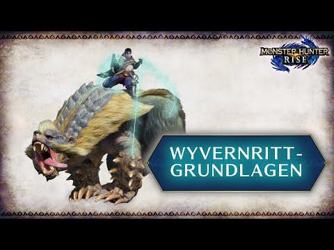 Monster Hunter Rise – Wyvernritt-Grundlagen