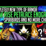 The Worrying Endgame of Rise Revealed – New Type of Armor – Monster Hunter Rise! (Discussion/Fun)