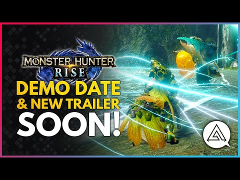 Monster Hunter Rise | Demo Date & New Trailer Coming Soon!