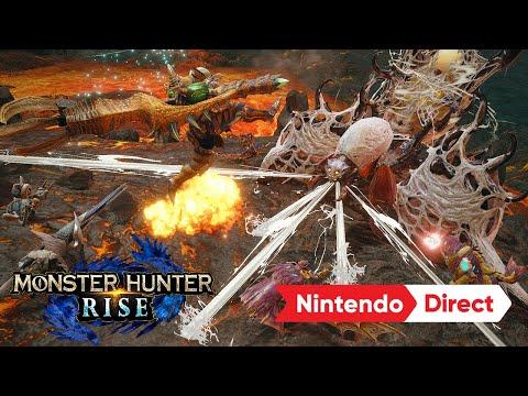モンスターハンターライズ [Nintendo Direct 2021.2.18]