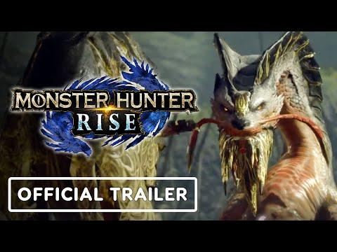 Monster Hunter Rise – Official Story Trailer   Nintendo Direct