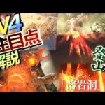 """【MHRise】""""シームレス""""の火山が登場する凄さ,復活フィールドや新モンスターなどについて解説&PV後語り!【モンハンライズ】"""