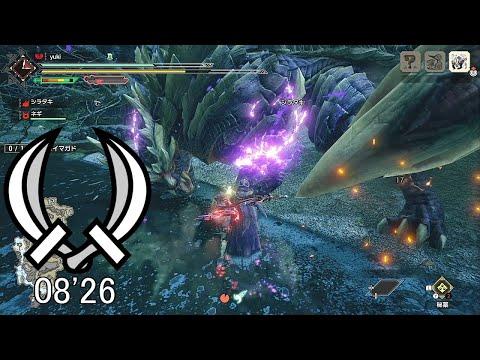 【MHRise Demo】マガイマガド 双剣 ソロ 8'26/Magnamalo Dual Blades Solo