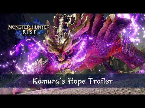 Monster Hunter Rise – Kamura's Hope Trailer