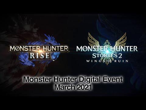 Monster Hunter Digital Event – March 2021