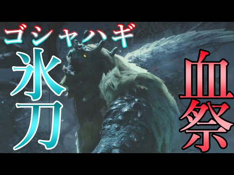 【MHRise実況】双剣VS双剣の熱すぎる戦い【ゴシャハギ】