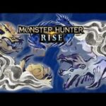 【MHRise】モンハンライズ 風神龍イブシマキヒコ/雷神龍ナルハタタヒメ BGM Wind Serpent Ibushi/Thunder Serpent Narwa battle theme OST