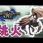 【MHRise】傘鳥 アケノシルム【弓で全クエ攻略したい!】モンハンライズ