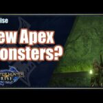 MHRise | New Apex Monsters?