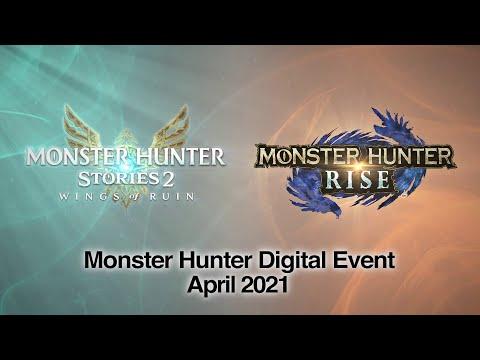 Monster Hunter Digital Event – April 2021
