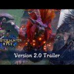 Monster Hunter Rise – Update Ver. 2.0: Elder Dragons & Apex Monsters