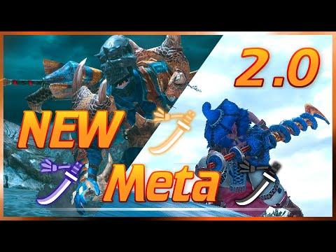 MHRise | NARGA DETHRONED? NEW OP Meta LONG SWORD BUILDS | 2.0 Monster Hunter Rise Guide モンハンライズ