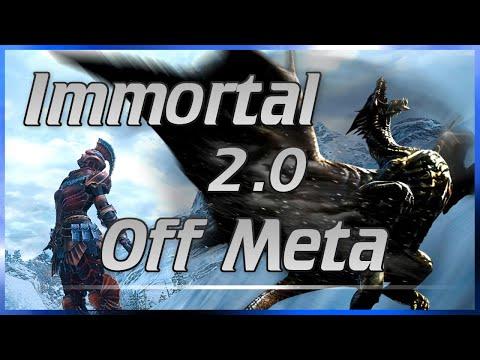MHRise   NEW 2.0 SECRET OP Healing Combo = IMMORTAL Build   Monster Hunter Rise モンハンライズ